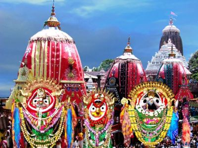 Lord Jagannath ready to embark on tour, 'Rath Yatra' to begin today