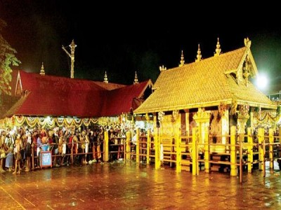 Sabarimala temple opens for 5 days, devotees will have to do this work to enter
