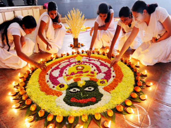 Onam: Kerala's biggest festival, celebrated to welcome demon | NewsTrack  English 1