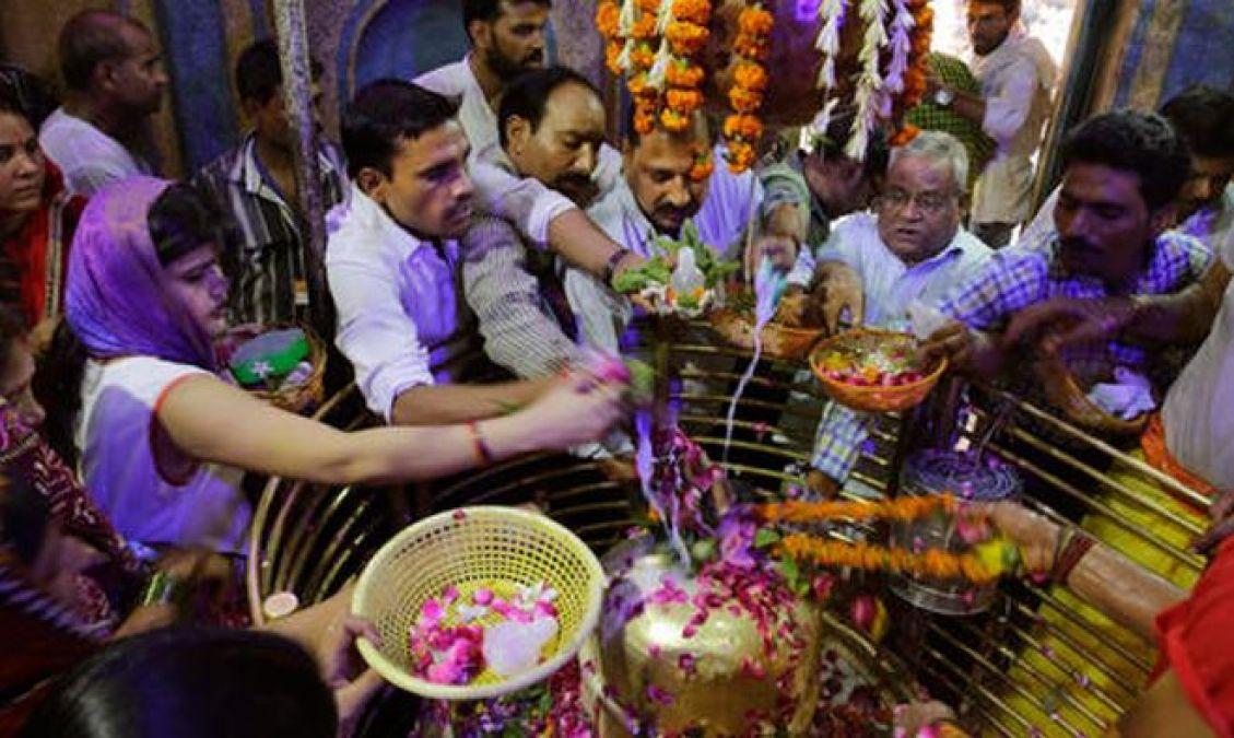 Shravan First Somwar Vrat Vidhi for offering prayers to Lord Shiva