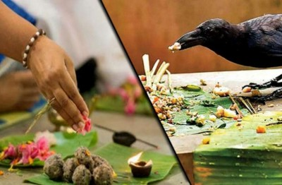 How does your food reach to ancestors during Shraddh