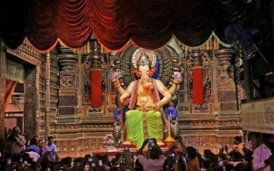 Ganesha enthroned on this country's note, 250 temples are built in Japan