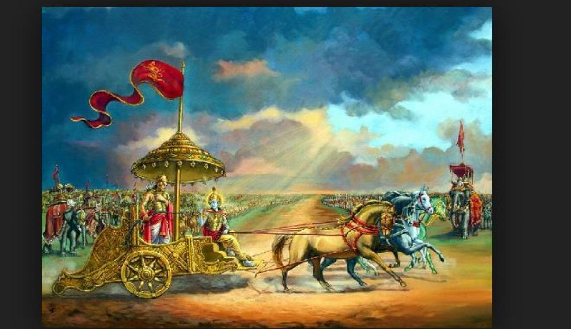 These are the words of Srimad Bhagwat Gita that you should adopt in your life