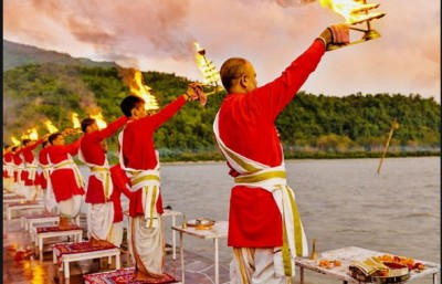 Know the story of Ganga's arrival on earth before Ganga Dussehra