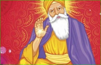 When sweet water came out of the ground due to Guru Nanak Dev