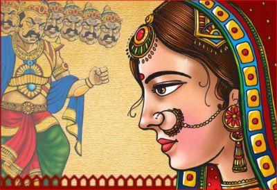 इस कारण रावण के करीब आते ही घास के तिनके को देखने लगती थीं माता सीता