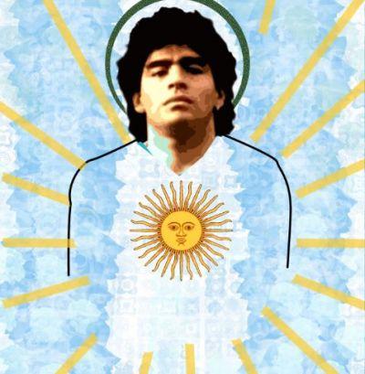 आखिर क्यों माना जाता है फुटबॉल के महानायक को आस्थावानों का चर्च ऑफ़ माराडोना