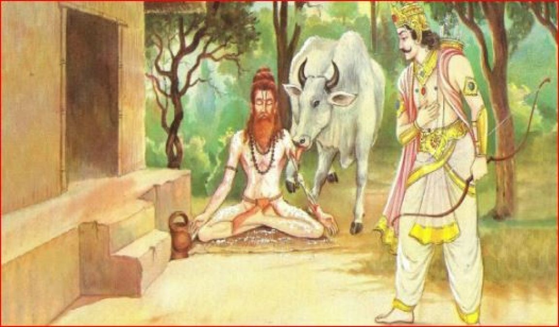 Know the story of great donor Maharishi Dadhichi on Dadhich Jayanti