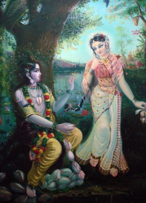 Do you know that Lord Krishna became Kinnar for 2 times? 1