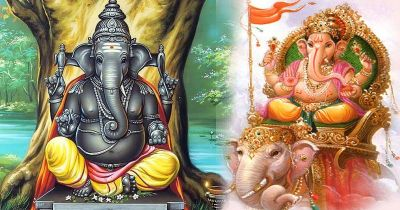 In the era of Kalyug, Shri Ganesh will destroy the sins by becoming Dhumraketu