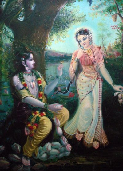 Do you know that Lord Krishna became Kinnar for 2 times?