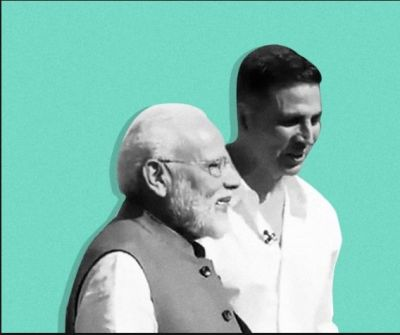 After Akshay Kumar's Non-Political Interview of PM Modi, Twitterati get 'Curious' about this one