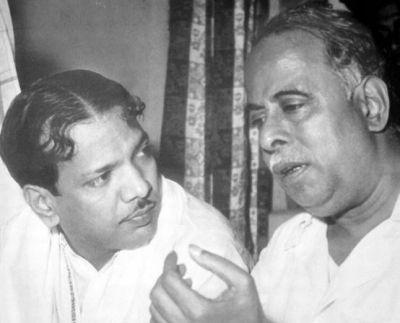 An interesting story of Karunanidhiirst and his mentor Annadurai