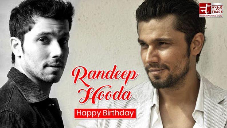 Randeep Hooda, the gem of the Indian film Industry