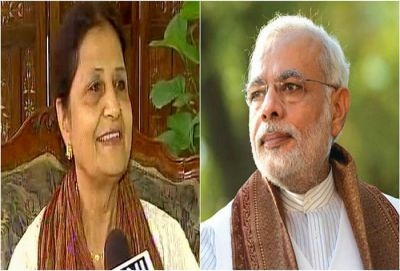 This Pakistani woman has been tying Rakhi to PM Modi since for 36 years