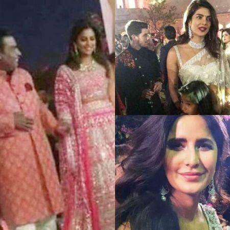 Isha Ambani-Anand Piramal Sangeet Night: Bride-to-be  rocks in pink; view INSIDE pics and videos