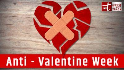 Singles gearup to celebrate Anti-valentine week 2018