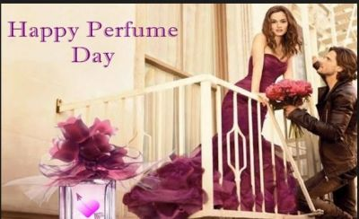 Perfume day special: Special messages quotes with images to impress your loved one