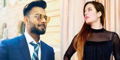 Rishabh Pant introduce his lady love through an Instagram post