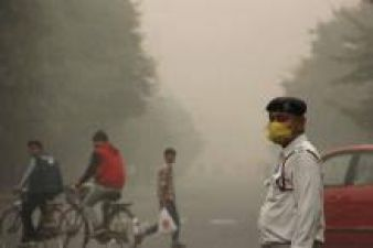 Air pollution killed 14800 Delhiites