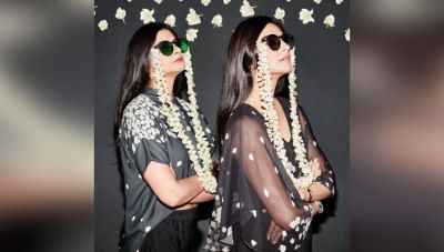 Sonam Kapoor and Rhea Kapoor making noise with their fashion brand 'Rheson'