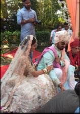 'Choti Bahu'  Rubina is now Shukla family's Bahu: Check out the wedding moments