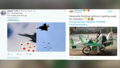 These Hilarious Memes on Indian Air strike makes your abdominal pain…have a look inside