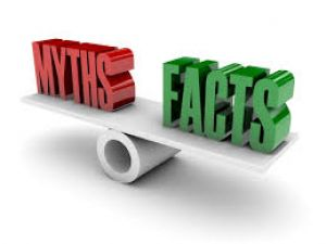 Ten myths you should never believe on!