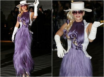 Little funny, little strange, little monsters: Lady Gaga's Most Outrageous Outfits
