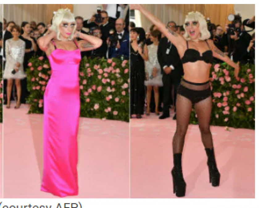 Lady Gaga just broke the internet with these 4 hot looks goes viral