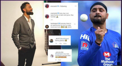 Harbhajan Singh get trolled by Indian Captain fans on his sly dig post...have a look inside