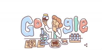 Google Doodle celebrates 131th birth anniversary of Lucy Wills with creative doodle