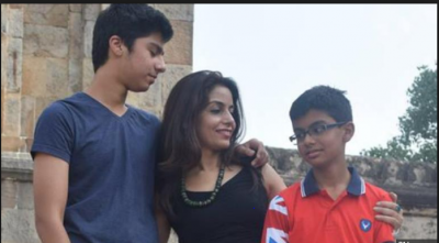 A Mother post on his son score in exam going viral and will definitely warm your heart