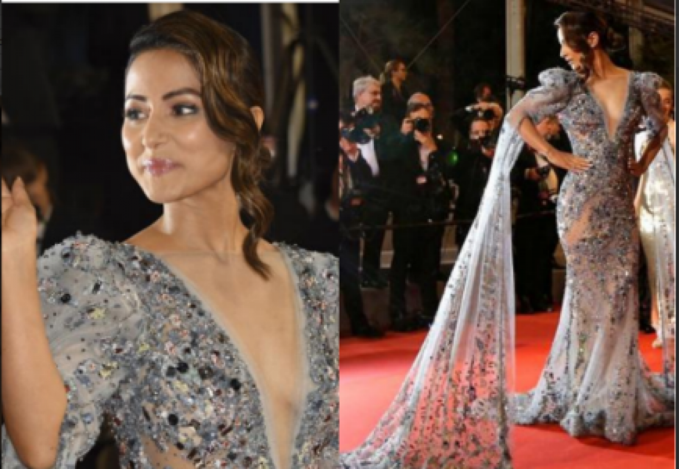 Cannes Film Festival 2019: Hina Khan debut in and Twitter burst out as.....