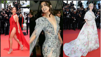 Cannes 2019: These beauties set fire by their hot and sexy looks in NYC