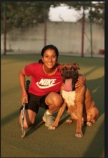 Indian cricketer Jemimah Rodrigues enjoying playing Hockey video goes viral