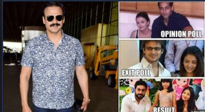 Vivek Oberoi's viral post on Aishwarya Rai takes a new turn, netizens wrath on twitter