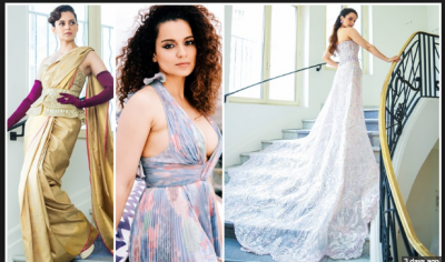 After rocking on Cannes 2019, Kangana Ranaut is over the moon for this reason