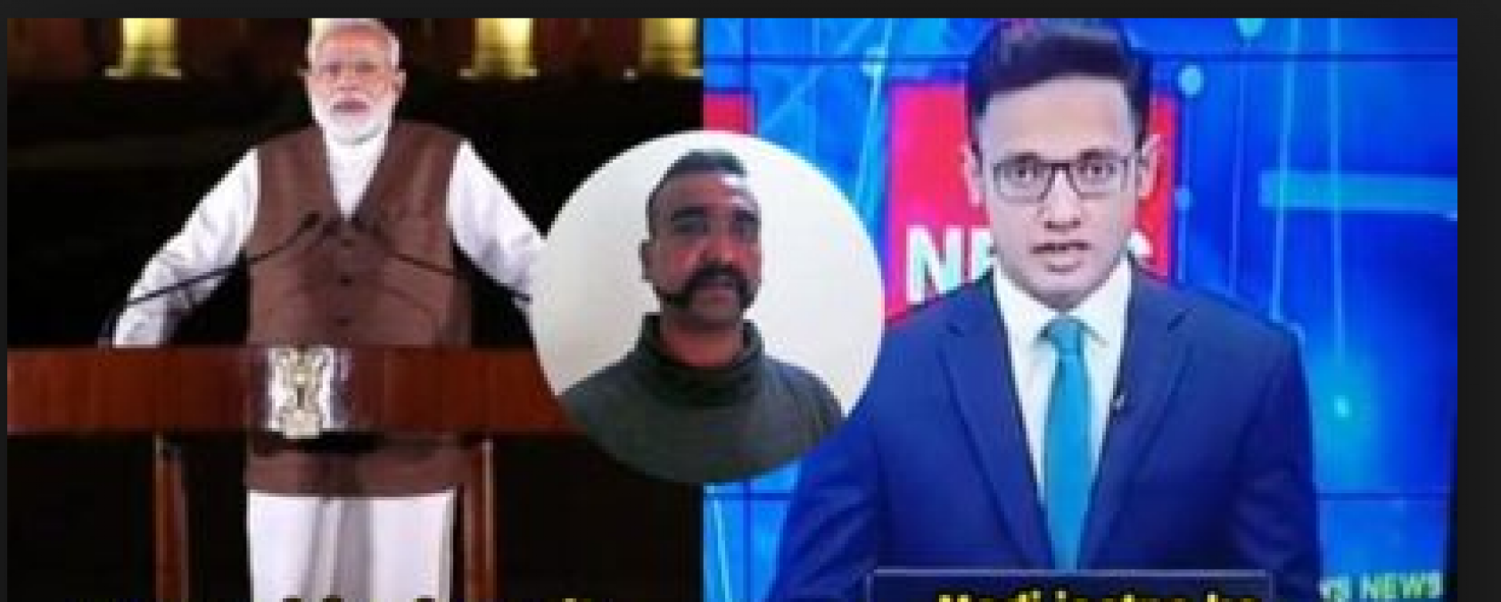 Pakistani News anchor Confused on'Abhinandan' get troll badly on Social media