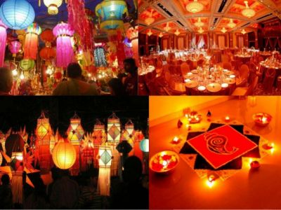 Want to throw party? Try something new this Diwali !