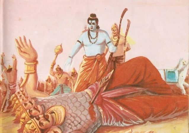 Ravana's dead body found after 10,000 years in this cave of Sri Lanka
