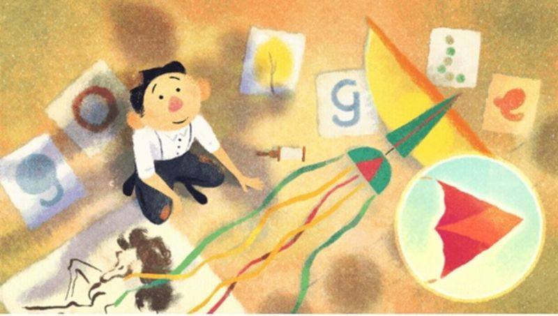 Google remember  creator of 'Bambi', Tyrus Wong, on 108th birth anniversary through doodle