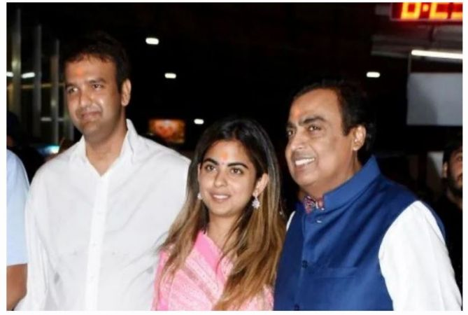 Isha Ambani and Anand Piramal to get  engaged today in a very special ceremony