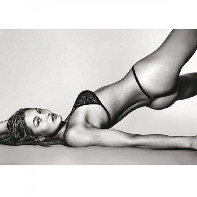 The American model Grace Elizabeth's sexy curves will make go crazy, check it out here