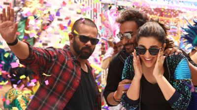 WATCH: Parineeti Chopra and Rohit Shetty's funny video getting viral