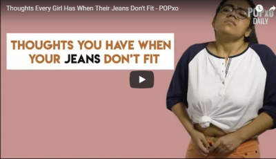 What Happens When Your Favourite Jeans Doesn't Fit You?