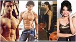 Stars who do work hard to be in shape...