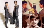 Flash back of Bollywood stars you haven't seen before