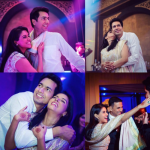 Asin with her real life love!