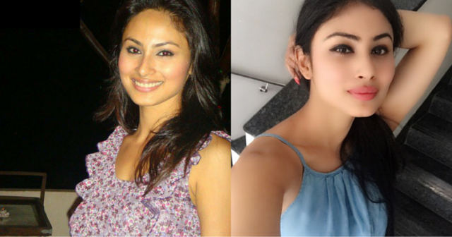 These 8 pictures shows-how Mouni Roy changed after cosmetic